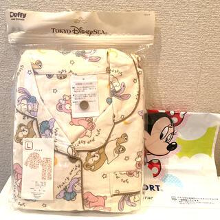 ディズニー(Disney)のダッフィー パジャマ Lサイズ 【新品・未使用】(パジャマ)