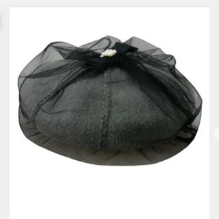 ブランシェス(Branshes)のブランシェス ベレー帽 56センチ 新品(帽子)