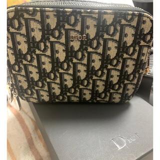 Christian Dior - DIOR ショルダーバッグ オブリーク ジャカードポーチ ショルダー バック