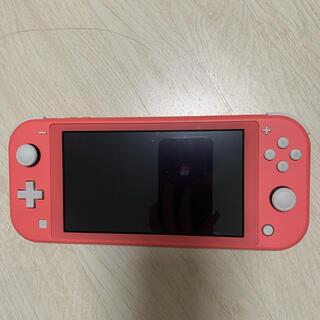 ニンテンドースイッチ(Nintendo Switch)のNintendo Switchlight ピンク(家庭用ゲーム機本体)