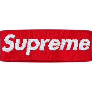 シュプリーム(Supreme)の【正規品】Supreme New Era Big Logo Headband (その他)