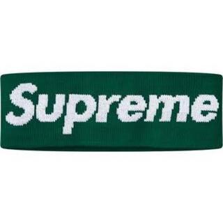 シュプリーム(Supreme)の【正規品】Supreme New Era Big Logo Headband(その他)