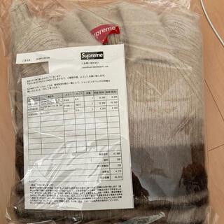 シュプリーム(Supreme)のSupreme Brushed Wool Zip Up Sweater(ニット/セーター)