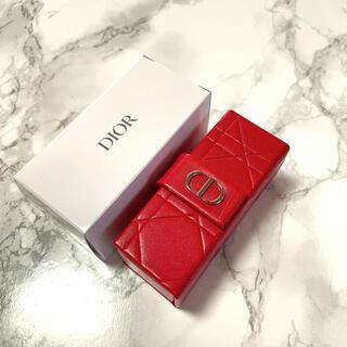 ディオール(Dior)のDior 伊勢丹新宿限定 ノベルティ リップケース(口紅)