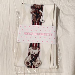 アンジェリックプリティー(Angelic Pretty)のベア タイツ(靴下/タイツ)