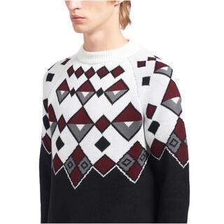 プラダ(PRADA)のPRADA ウールセーター(ニット/セーター)