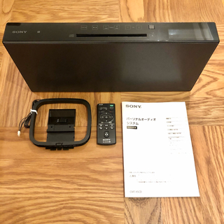 SONY - SONY Bluetoothスピーカー CMT-X5CD