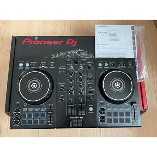 パイオニア(Pioneer)のPioneer DJ DDJ-400 美品(DJコントローラー)