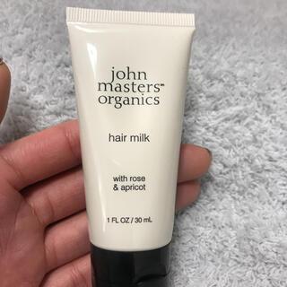 ジョンマスターオーガニック R&Aヘアミルク 30ml
