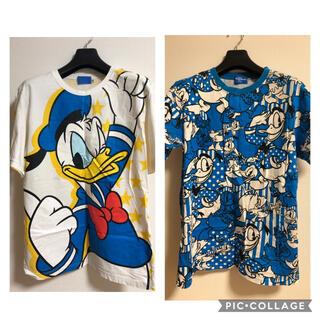 ディズニー(Disney)のディズニー Tシャツ 二枚セット(Tシャツ/カットソー(半袖/袖なし))