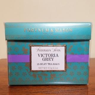 ヴィクトリアグレイ シルキーティーバッグ 紅茶 フォートナム&メイソン(茶)