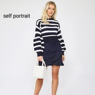 セルフポートレイト(SELF PORTRAIT)のぽにょ様専用self portrait セルフポートレイト セーター レディース(ニット/セーター)
