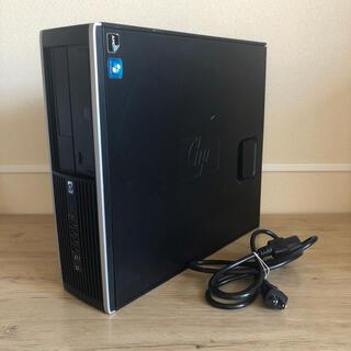 ヒューレットパッカード(HP)のhp デスクトップパソコン compaq 6005 pro sff(デスクトップ型PC)