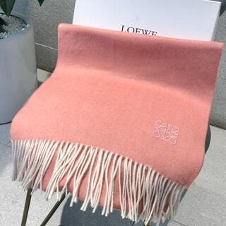 ロエベ(LOEWE)の超美品! LOEWE スカーフ 新品未使用です(バンダナ/スカーフ)