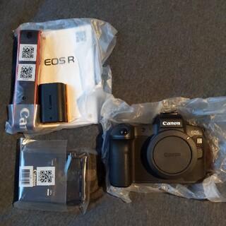 キヤノン(Canon)のEOS R Canon ボディ  (ミラーレス一眼)