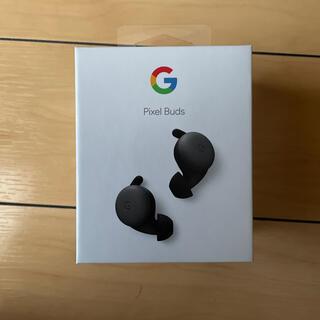 グーグル(Google)のPixel Buds black (ヘッドフォン/イヤフォン)