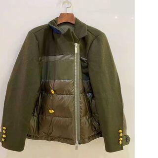 サカイ(sacai)のSacai ジャケットコート  S(トレンチコート)