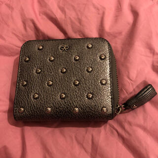 アニヤハインドマーチ(ANYA HINDMARCH)のアニヤハインドマーチ 二つ折り ジップ お財布(財布)