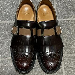 リーガル(REGAL)のREGAL ウイングチップ(ローファー/革靴)
