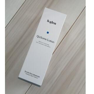 ビーグレン(b.glen)のb.glen ビーグレン 化粧水 Qusome ローション(化粧水/ローション)