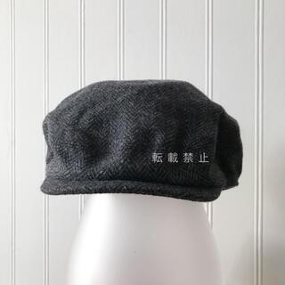 ビームス(BEAMS)の未使用タグ付き TRIPSTER Dickies ツイード ハンチング キャップ(ハンチング/ベレー帽)
