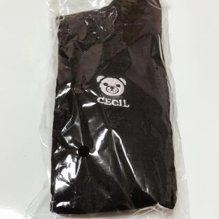 セシルマクビー(CECIL McBEE)のCecil 靴下(ソックス)