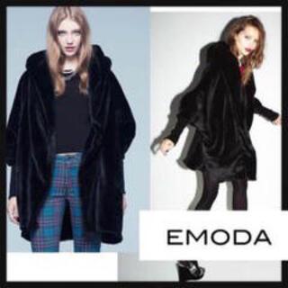 エモダ(EMODA)のEMODA ファーコート(毛皮/ファーコート)