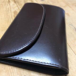 ホワイトハウスコックス(WHITEHOUSE COX)のホワイトハウスコックス 折り財布(折り財布)