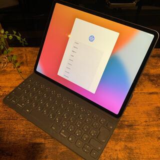 アップル(Apple)のiPad Pro 12.9 第3世代 64GB + smart keyboard(タブレット)