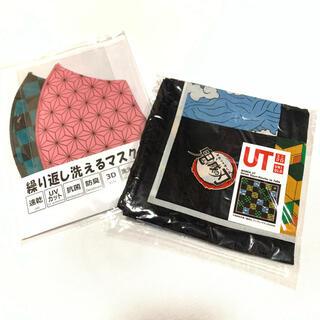 UNIQLO - 【新品未使用】鬼滅の刃バンダナセット