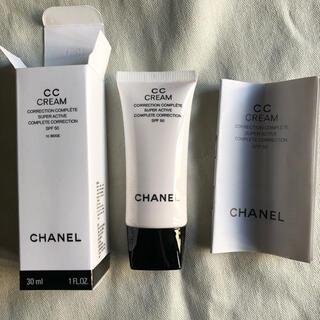 シャネル(CHANEL)のCCクリーム CHANEL 10(CCクリーム)