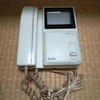 テレビドアホン「日立ドアビジョン」VK-M200(防湿庫)