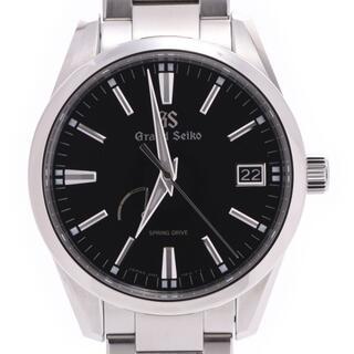 セイコー(SEIKO)のセイコー  グランドセイコー スプリングドライブ 腕時計(腕時計(アナログ))