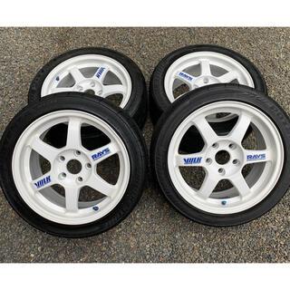 RAYS TE37 VOLK RACING 16インチ 4本 ■専用出品(ホイール)