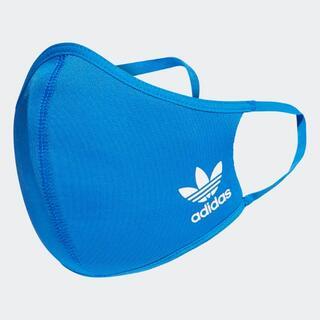 アディダス(adidas)の大人から子供まで使えます!米国adidas発売のマスク3枚セット XS/S(その他)
