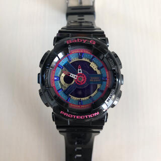 ベビージー(Baby-G)のG-SHOCK Baby-G 腕時計 5338 BA-112 海外モデル(腕時計)