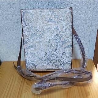 シマムラ(しまむら)のしまむら 新品 話題 ペイズリー柄 縦型 ショルダーバッグ(ショルダーバッグ)