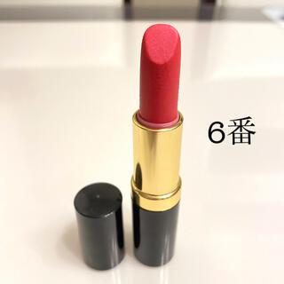 【新品未使用】Fiori フィオリ リップスティックL  口紅 6番(口紅)