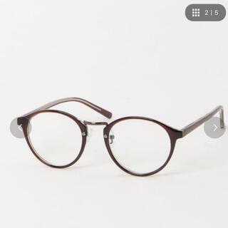 ビブジョー(VIBGYOR)の細フレーム伊達眼鏡(サングラス/メガネ)