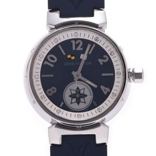 LOUIS VUITTON - ルイヴィトン  タンブール ラブリーカップ 12Pダイヤ 腕時計