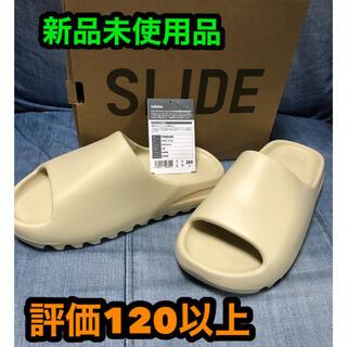 アディダス(adidas)のadidas YEEZY SLIDE BONE ボーン 26.5(サンダル)