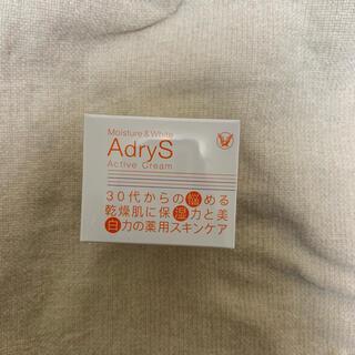 タイショウセイヤク(大正製薬)のAdryS☆アクティブクリーム☆(フェイスクリーム)
