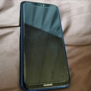 HUAWEI P20 Lite  HWV32   クラインブルー 32GB 2(スマートフォン本体)