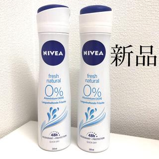 ニベア - 【新品】NIVEA ニベア デオドラント 二個セット 48時間プロテクション