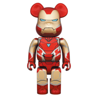 BE@RBRICK IRON MAN MARK 85 1000%(アメコミ)