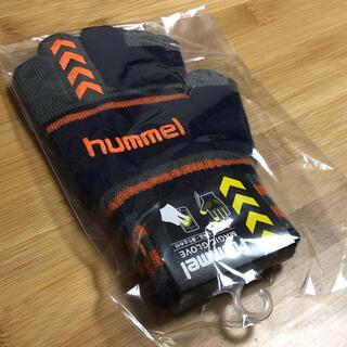 ヒュンメル(hummel)のヒュンメル 手袋 タッチパネル対応・滑り止め付き(ウェア)