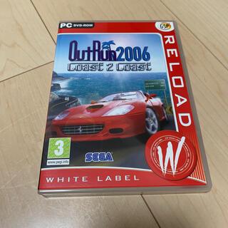 セガ(SEGA)のOutRun 2006 パソコンゲーム(PCゲームソフト)
