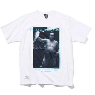 ビリオネアボーイズクラブ(BBC)の半額🉐セール 新品BillionaireBoysClub ✖︎千代の富士 XL(Tシャツ/カットソー(半袖/袖なし))