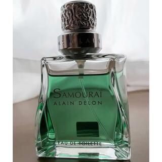 アランドロン(Alain Delon)のサムライ オードトワレ  50mL(香水(男性用))