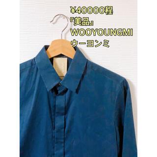 ウーヨンミ(WOO YOUNG MI)の『WOOYOUNGMI』 韓国ブランド シャツ(シャツ)